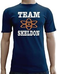 Team Sheldon SLIMFIT T-Shirt S-XXL div. Farben