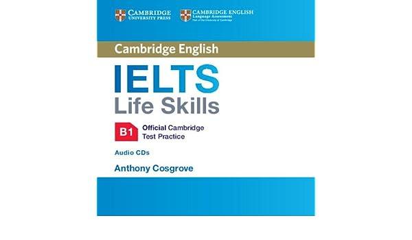 Buy IELTS Life Skills Official Cambridge Test Practice B1