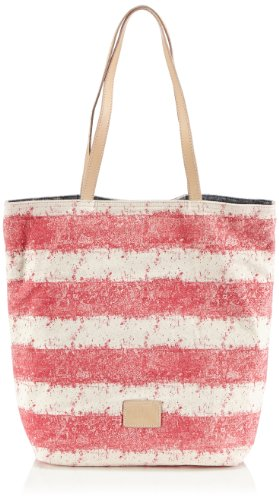 Hilfiger Denim DEMI REVERSIBLE TOTE EL56923205 Damen Shopper 38x17x32 cm (B x H x T), Blau (STARS & BARS 965) (Reversible Shopper)