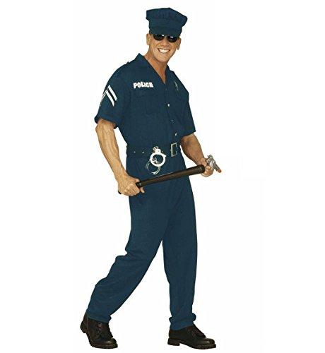 Widmann Aptafêtes--Kostüm Cop Herren