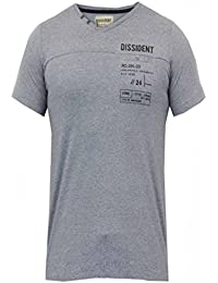 Dissident By Tokyo Laundry - T Shirt Homme Jersey Coton Manches Courtes