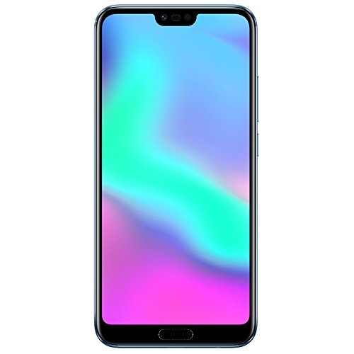 Huawei Honor 10 Sim-Free Smartphone - Glacier Grey Best Price and Cheapest