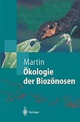 Kologie Der Bioznosen (Springer-Lehrbuch)