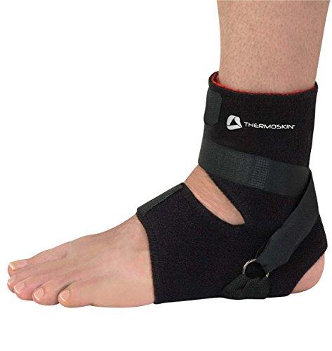 Thermoskin Plantar FXT active Fußbandage bei Fersensporn schwarz, Gr. S/M (Bögen Pacific)