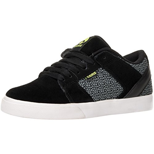 Osiris Plg Vulc Kids Black/White/Lime Black/White/Lime