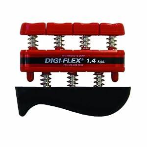 Cando Digi-Flex Hand und Fingertrainingsgerät (Mehrere Farben und Schwierigkeiten)