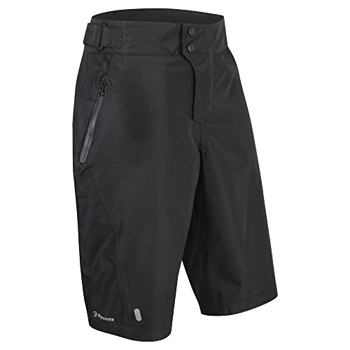 MENS PROTEAN MTB SHORTS   BLACK   3XL