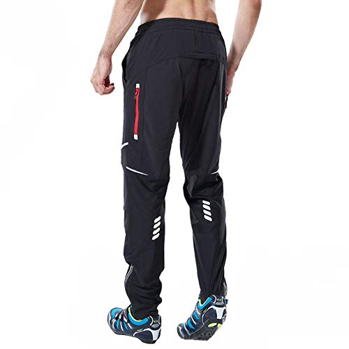 Ynport Crefreak Athletic Ciclismo Pantalones MTB Pantalones