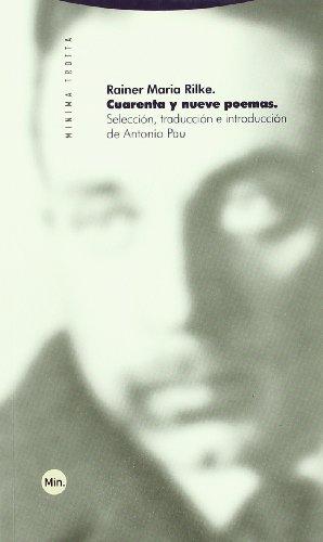 Cuarenta y nueve poemas / Forty-nine poems Cover Image