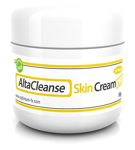 Azulen Feuchtigkeit (AltaCleanse Hautcreme PRO - Starke Behandlung für Pickel, Mitesser, Hautunreinheiten & Problemhaut - 50 Gramm)