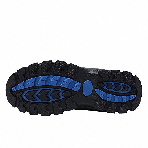 Ben Sports Camping et randonnée Chaussures de Chaussures montantes Homme,37-46 Gris