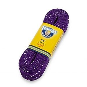Howies Schnürsenkel gewachst 180-304 cm Laces Waxed Purple