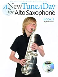 A New Tune a Day for Alto Saxophone, Book 2