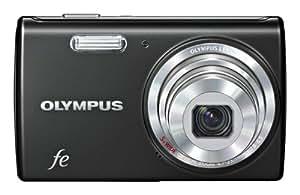 Olympus FE-5040 Appareil Photo Numérique Compact 12.5 Mpix zoom 5 x Noir