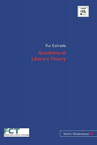 Questions of Literary Theory (CITCEM / Studies in Literature, Band 2)