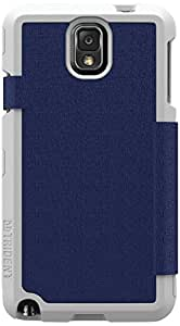 Trident Apollo Folio Case for Samsung Galaxy Note 3 - Retail Packaging - Navy