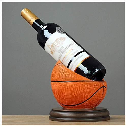WYKDL Weinflaschenhalter Als Ausstellungsstand Statue Persönlichkeit Einrichtungsgegenstände Kreative Weinregal Dekoration Wohnzimmer Weinschrank Hauptdekorationen -