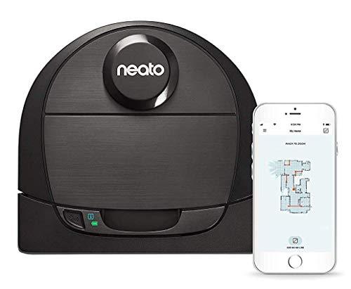 Neato Robotics D602 Robot Aspirador Neato Botvac D6 Conectado, Negro