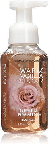 Bath & Body Works Gentle Foaming Hand Soap ~ Warm Vanilla Sugar ~ 8.75 Fl Oz by Bath & Body Works