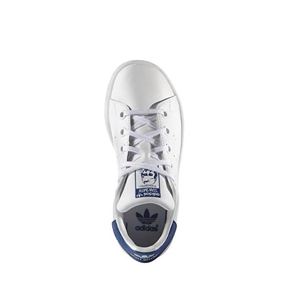 adidas Stan Smith C, Scarpe da Ginnastica Basse Unisex – Bambini 3 spesavip