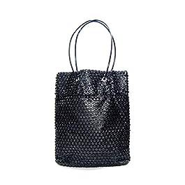 Boule De Sac Shopping Bag Donna Nera Novità 2019 Borsa Spesa Pieghevole 100% Made In Italy Shopper Bag In Pluriball Nero Scritte Motivazionali Manici Regolabili Tote Bag Antistress Lavoro Tempo Libero