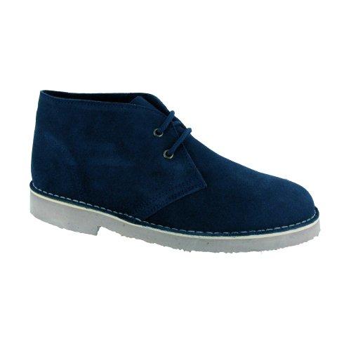 Cotswold Sahara - Desert boots - Unisexe Bleu Marine