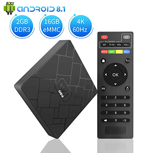 TV Box Android 8.1 - YANCHI HK1mini Smart