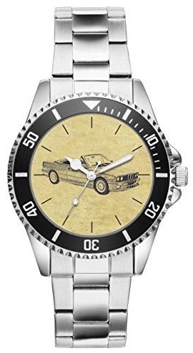 Geschenk für BMW 3er E30 Cabriolet Fans Fahrer Kiesenberg Uhr 6210