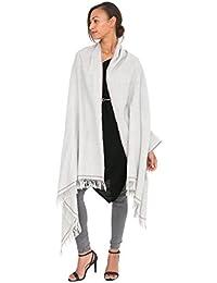 Shoreditch Merino Wool Shawl & Oversize Blanket Scarf