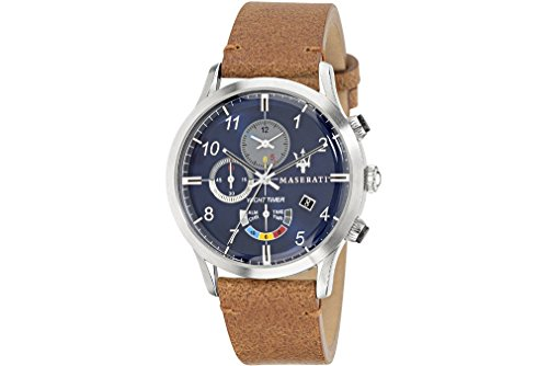 Maserati Mens Watch Ricordo Yacht Timer Chronograph R8871625005