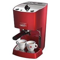 Gaggia 102534 Espresso-Color Semi-Automatic Espresso Machine, Red