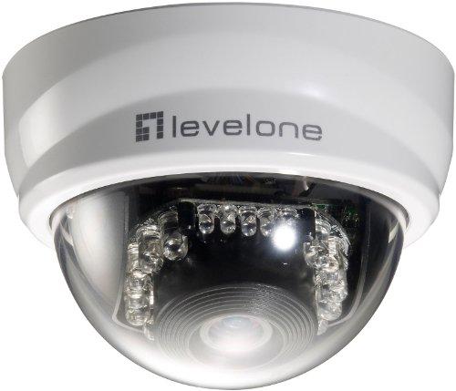 Level One 571018 Videocamera sorveglianza Dome PC / Mac