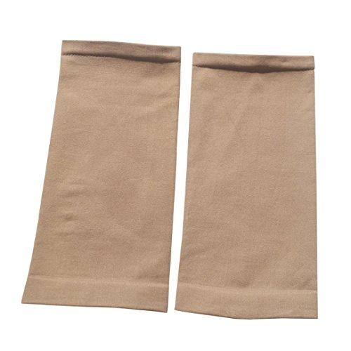 Body Wraps für schlankere Oberschenkel - Lose Fat & Reduzieren Cellulite - Abnehmen Bein Shaper Elastische Stretch Kunststoff Socken gesetzt