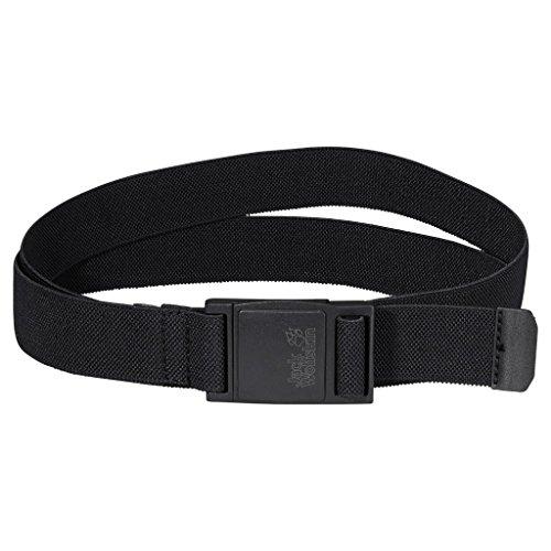 jack-wolfskin-stretch-belt-ceinture-elastique-avec-boucle-magnetique-mixte-adulte-black-taille-uniqu
