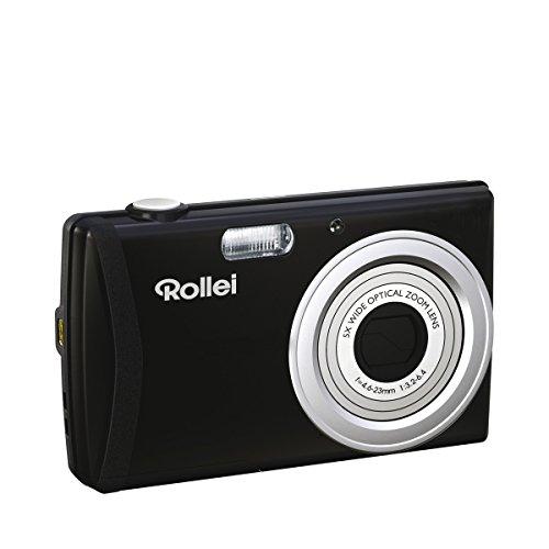 Rollei Compactline 750 Fotocamera Digitale Compatta, 16 Megapixel, Funzione Video