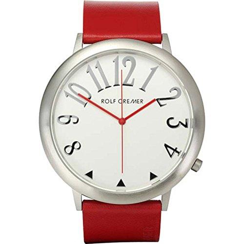 Uhr - Quarz - Edelstahl Leder - Jumbo II 495102