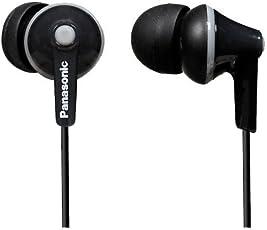 Panasonic  RP-HJE125-KI n-Ear-Kopfhörer schwarz
