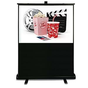 """VonHaus Écran de projection HD Autoportant 4/3 60"""""""