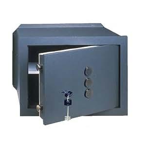cisa wandtresor mit zahlenschloss key 2 catenacci 82210 41 k che haushalt. Black Bedroom Furniture Sets. Home Design Ideas