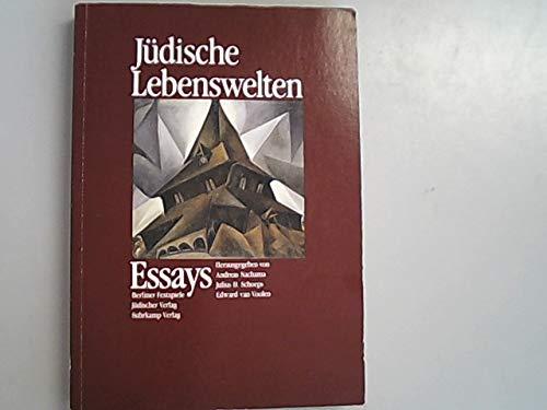 Jüdische Lebenswelten: Essays