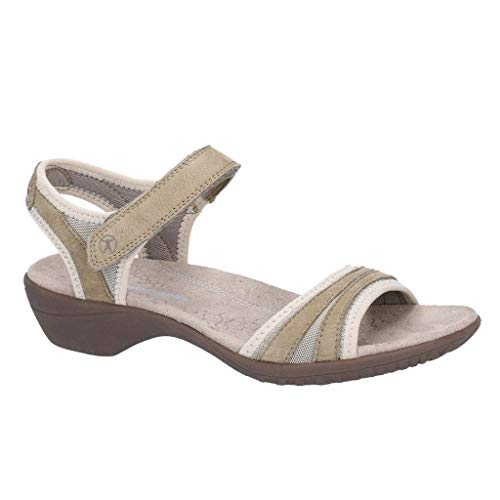Hush Puppies Womens Athos Ankle Strap Adjustable Sandals -