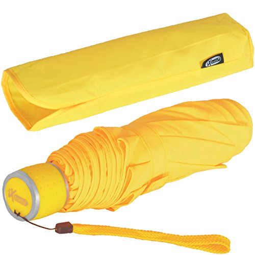 IX-brella Ultra light-Neon - Plegable amarillo amarillo