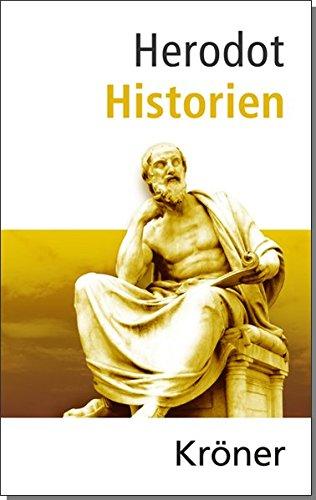 Buchseite und Rezensionen zu 'Historien: Deutsche Gesamtausgabe' von Herodot