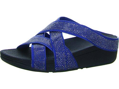 fitflop-skinny-rokkit-criss-cross-slide-womens-sandals-uk-6-eu-39-us-8-blue