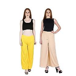 marami trouser yellow beige