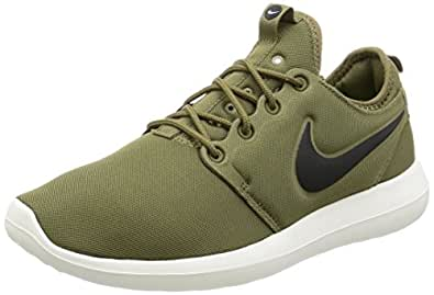 new style 1e8bf 54510 ... Nike Mens Roshe Two Running Shoes Iguana Black-SAIL-Volt 844656-200  Size 11. 5