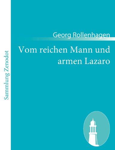 Vom reichen Mann und armen Lazaro: Ein Deutsche Action