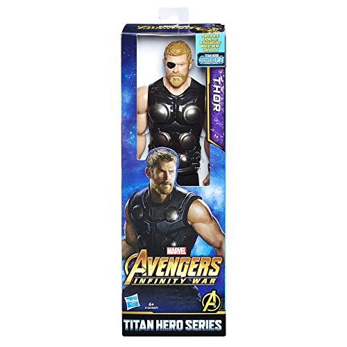 Marvel Avengers E1424Infinity War-Figur Titan Thor 30cm - Thor Action Figur