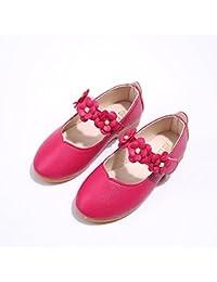 Culater Zapatos para niña Zapatillas Sandalias Merceditas Mary Janes Chicas (2~7 años)
