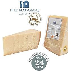 Parmigiano Reggiano D.o.p. NO OGM stagionato 24/26 mesi 1 KG.